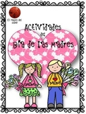 Mother's Day Activities - Spanish - Día de las madres