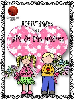 Mother's Day Activities - Spanish - Día de las madres