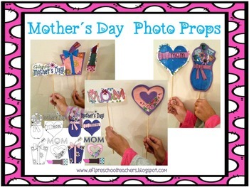 Mother´s Day Activities for Elementary ELL