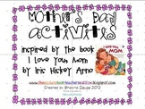 Mother's Day Activity Packet