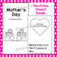 Mother's Day Bundle {Common Core Rich!}