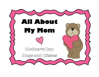 Mother's Day- All About My Mom FREEBIE