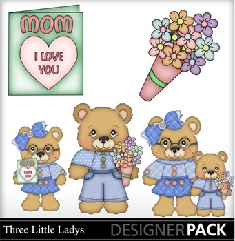 Mothers Day Bears Light