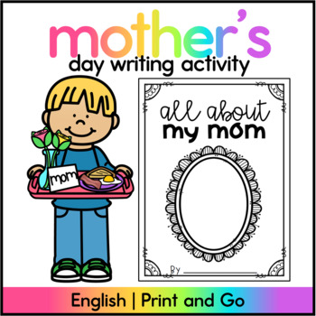 Mothers Day Book