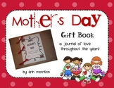 Mother's Day Book {A Gift For Moms}