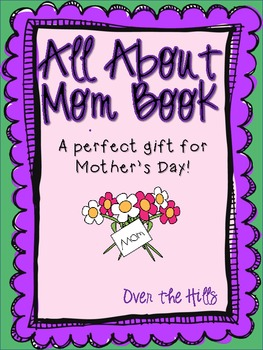 Mother's Day Book--A Gift for Mom or Grandma