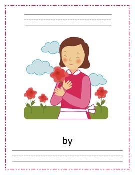Mother's Day Book - A treasured keepsake!