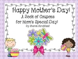 Mother's Day Book-Coupons for Mom