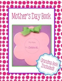 Mother's Day Book (Flower Shaped) - Includes Grandma Pages!