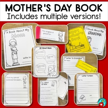 Mother's Day Book/ Primary Grades