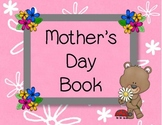 Mother's Day Book - Primary or Intermediate Lines
