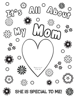 Mother's Day Book/Project
