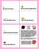 Mother's Day Booklet - 20 cloze sentences to choose from - BRITISH SPELLING