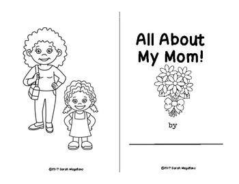 Mother's Day Booklet FREEBIE!