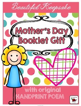 Mother's Day Craft - Book {Gift}