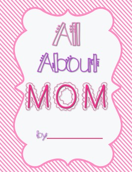 Mother's Day Booklet (activities)