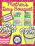 Mother's Day Bouquet with Personalized Notes (2 Versions/Templates)