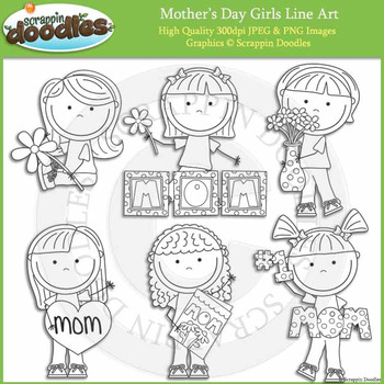 Mother's Day Boys & Girls