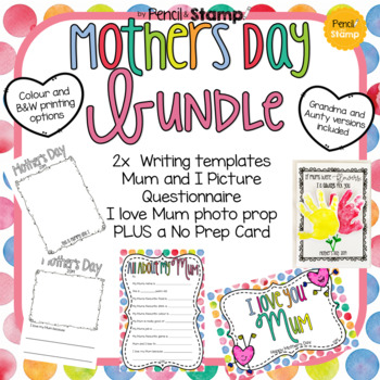 Mothers Day Bundle 2019
