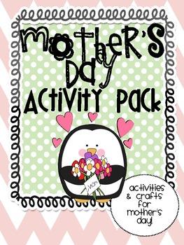 Mother's Day Bundle (Activities & Crafts}