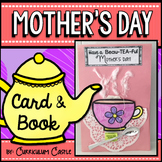Mother's Day Craft {Card &  Book}