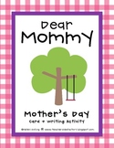 Mother's Day Card: Dear Mommy