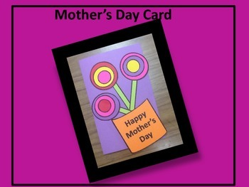 Mother's Day Card Patterns