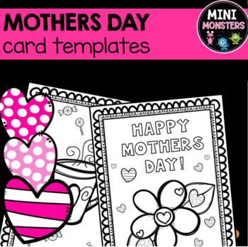 Mothers Day Card Templates
