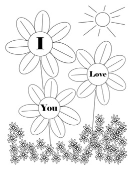Mother's Day Card Writing Activity Sheet-First, Second,Third Grade