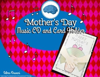 Mother's Day Card and CD