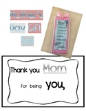 Mother's Day Card and Gift Set