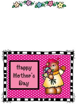 Mother's Day Card for that Special Mom