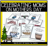 Cards and Writing Pages To Celebrate Moms On Motthers Day