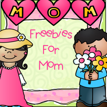 Mother's Day Cards and Coloring Sheets