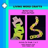 Mothers Day Chain for Grade 1 to 3