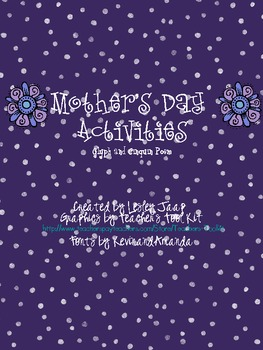 Mother's Day Cinquin Poem and Glyph