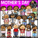 Mother's Day Clip Art Bundle {Educlips Clipart}
