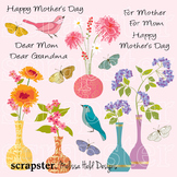 Clipart: Mother's Day Clip Art