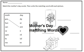 Mother's Day Complete Pack