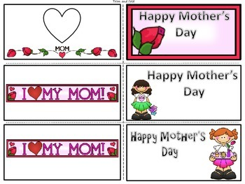 FREE Mother's Day Coupon Book ~Easy Gift for Mom!