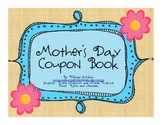Mother's Day Coupon Book for Kids