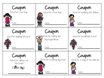 Mother's Day Coupons Free