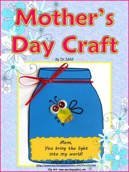 Mother's Day Craft - Free