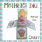 Mother's Day Craft - POP-UP Card