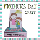 Mother's Day Craft - POP-UP Mother's Day Card