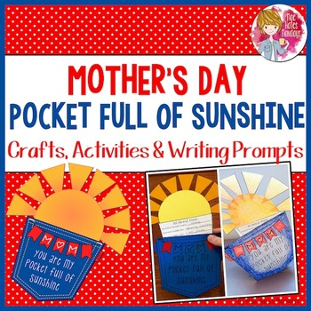 Mother's Day Craft - Pocket Full of Sunshine