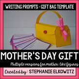 Mother's Day Craft and Gift (Stepmom, Grandma and Dad version included)