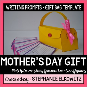 Mother's Day Craft and Gift (Stepmom, Grandma and Dad vers