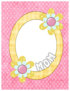 Mother's Day Craftivity Bundle
