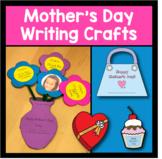 Mother's Day Writing Crafts #austeacherBFR